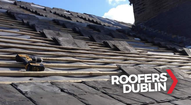 Slate Roof Repair Dublin